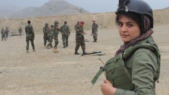 Najwa Alimi. Foto: Zan TV