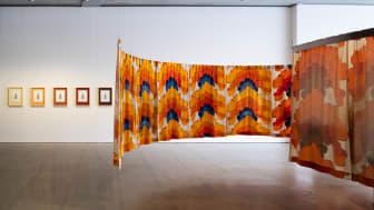"Ann Böttcher, installationsvy ""Verk 2000-2020"" Bonniers Konsthall, Stockholm. Foto: Jean-Baptiste Béranger"