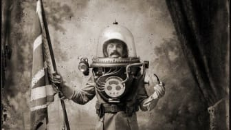 Dr Crighton's apparatus for the exploration of other worlds being without the benefit of a breathable atmosphere.
