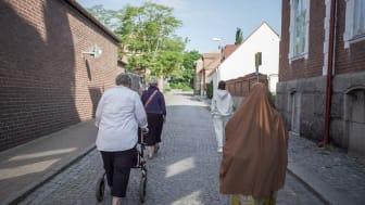 Droppen har funnits i fem år, det uppmärksammar Sölvesborgs kommun och kvinnojouren Embla under september. Foto: Sölvesborgs kommun