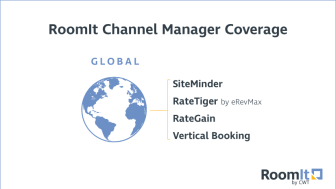 RoomIt by CWT Expands Hotel Distribution with New, Strategic Global Partnerships