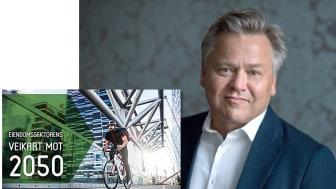 - Vi er utålmodige med å realisere visjonen for 2050 og ser ingen grunn til å vente med å komme i gang med å gjøre det vi allerede nå vet er riktige grep, sier Olav Line, adm. direktør i Mustad Eiendom.