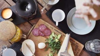 GØL lanserar Kryddsalami – med extra fin smaksättning