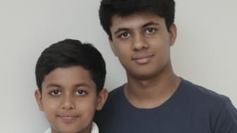 Nav and Vishaan Agarwal, founders of One Step Greener
