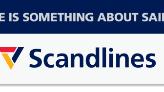 Scandlines - There is something about sailing - Logo