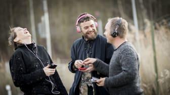 Riksteatern samarbetar med Världskulturmuseet i ny digital hörlursvandring
