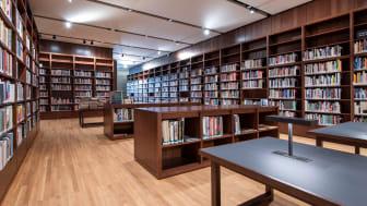 Bibliotek Nasjonalmuseet Foto Ina Wesenberg_Nasjonalmuseet_2