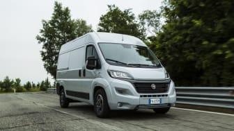 Få 5 års garanti hos Fiat Professional i hele marts