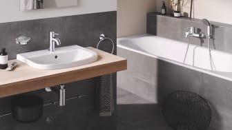 Sanitetsleverantören GROHE guidar dig i jakten på det perfekta badkaret till badrummet utifrån din personliga inredningsstil.