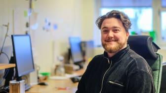 Melker Lindberg, sesongarbeider