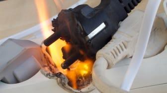 Uudenlaisen suojan avulla voitaisiin ehkäistä tulipaloja tehokkaasti
