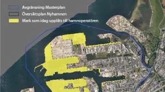 Malmö stad styrker investeringerne i Malmö havn med 30 årsplan