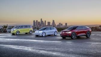 Volkswagen Group indleder partnerskab med Aurora i udvikling af teknologi til selvkørende biler