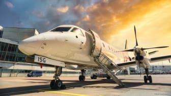 Air Leap anpassar avgångarna från Visby till Arlanda