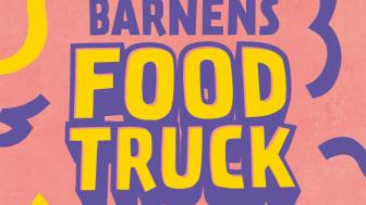 Malmös knattar och knoddar får en helt egen matfestival - Barnens Food Truck Festival!