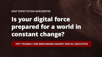 NNIT Expectation Barometer: on track when it comes to digital resilience?
