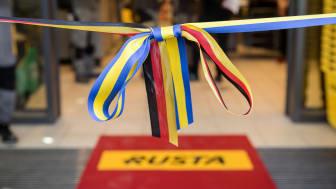 Rusta fortsätter expandera i Tyskland