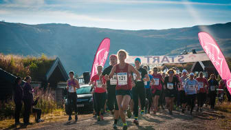 Snart braker årets jentehelg på Trysilfjellet løs når 5000 jenter deltar på Trysilrypa. Foto: Hans Martin Nysæter
