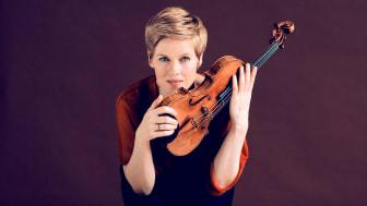 Göteborgs Symfoniker med solisten Isabelle Faust till Vara