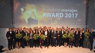 immobilienmanager Award:  die Sieger 2017