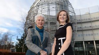 Holocaust survivor visits Northumbria to share inspirational story