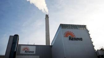 Avfallskraftvärmeverket i Sävenäs, Göteborg, utvann rekordmycket energi ur göteborgarnas avfall 2018.