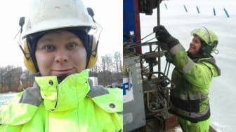 Marie Berglund bredda Norconsult Fältgeotekniks erbjudande i södra Sverige