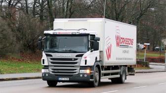 Widrikssons fokuserar på last mile-distribution i Stockholm och Göteborg.