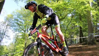 Mountainbike i Rold skov