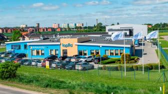 Tapflo – Cesta začala před čtyřiceti lety ve Švédsku