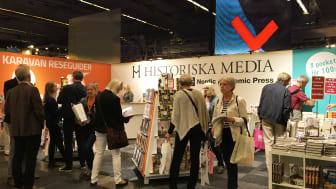 Möt våra författare på bokmässan i Göteborg!