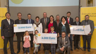 Bayernwerk und Regierung der Oberpfalz würdigen gesellschaftliche Impulse für die Energiezukunft