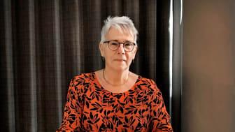 Monica Johansson (S), regionstyrelsens ordförande Region Sörmland och vice ordförande Mälardalsrådet. Foto: Mälardalsrådet.
