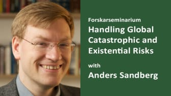 Handling Global Catastrophic and Existential Risks