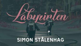Simon Stålenhags nya bok LABYRINTEN ute nu – en suggestiv berättelse om ursprung, skuld och hämnd