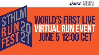 Sthlm Run Fest blir första samarbetet mellan Marathongruppen, Sprintcrowd och Urban Tribes