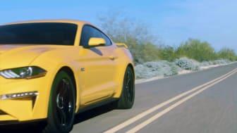 Her er nye Ford Mustang