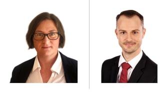Neue Verwaltungsratsmitglieder: Franziska Gertsch und Christoph Feuz