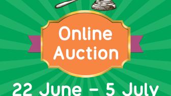 Silent auction set to raise £10,000