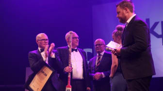 Stefan Livs klubba auktionerades ut för 88 000 kr
