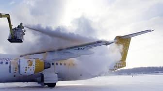 Avisning - Deicing av flyg - Vilokan ADF Solutions