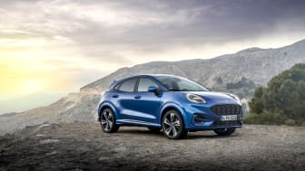 Nå kommer Puma og Fiesta EcoBoost hybrid med ny automatgirkasse