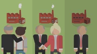Medarbetarövertagande kan rädda jobb och företag när ägaren går i pension.