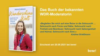 Andrea Grießmann – Wunderschöne Welt