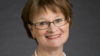 Ewa Andersen vd Sparbankernas Riksförbund