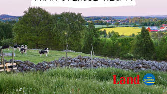 Följ med på Från Sverige-resan i tidningen Land och i sociala medier under 2020.