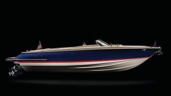 The stunning Launch 28 GT from Chris-Craft will make its show debut at the 2019 Southampton Boat Show