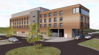 Scandic vokser med to nye hoteller