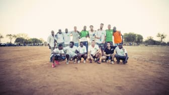 Kenya FOOTBALL MATCH3 by Paul Ripke