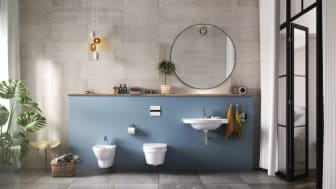 Wallhung products Triomont